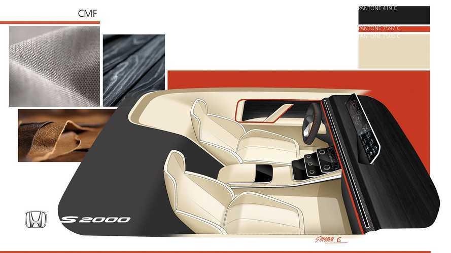 Render Honda S2000 del futuro