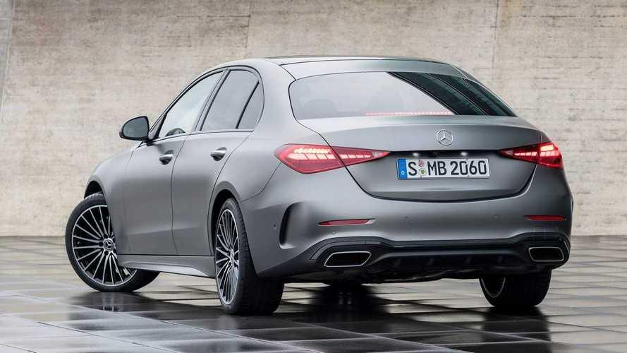 Mercedes Classe C, confermata anche la diesel plug-in