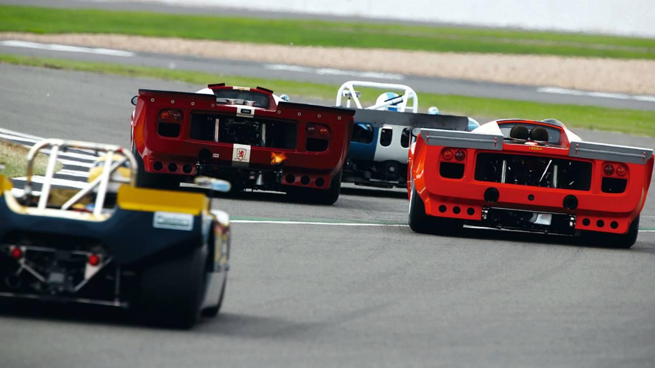 6. Masters Historic Sports Cars