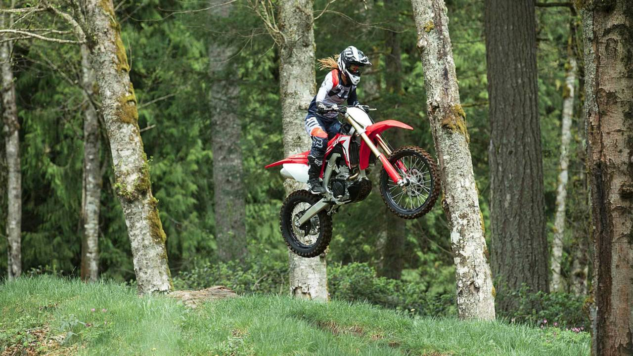 Social Media Helps to Recover Stolen Motocrosser