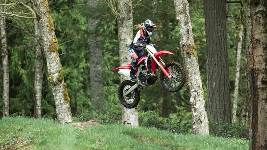 Social Media Helps to Recover Stolen Motocrosser