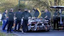 Lamborghini Aventador Superveloce Jota spy photo