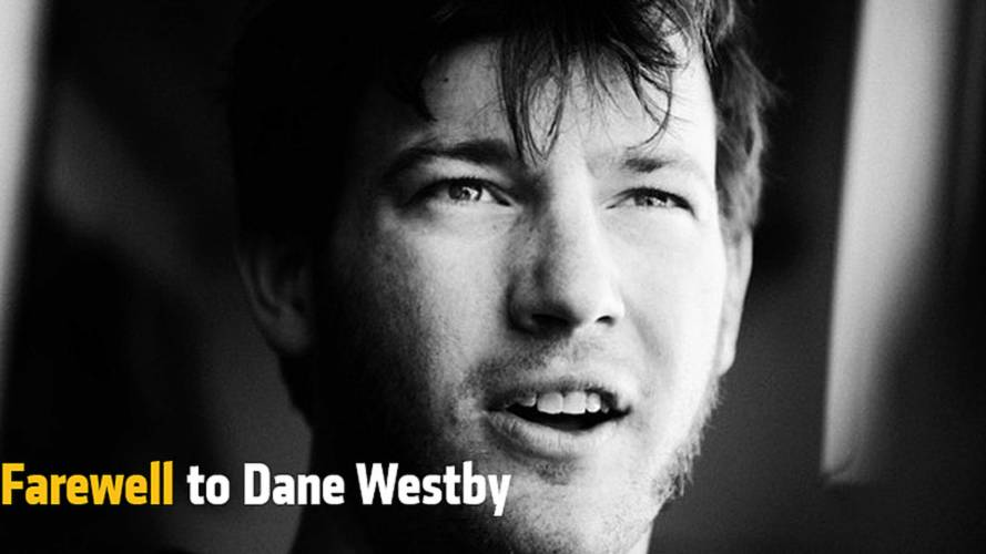 Farewell to Dane Westby