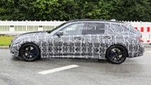 2020 BMW 3 Series Wagon spy photo