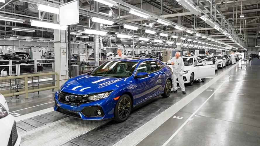 Honda Civic hatch pode deixar de ser produzido na Europa