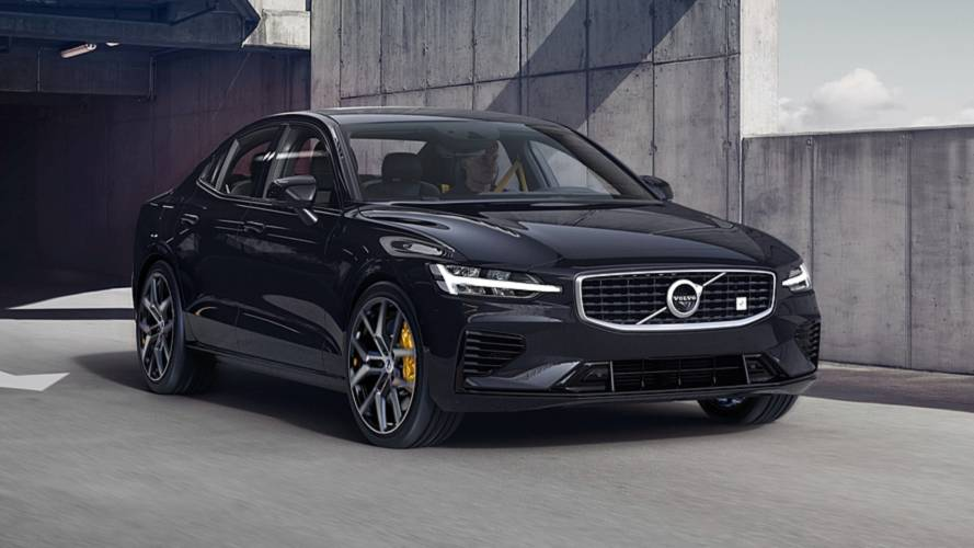 Volvo S60 Polestar Engineered Limited To 20 Examples In U.S.