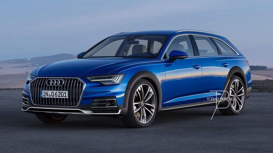 La nouvelle Audi A6 Allroad pourrait ressembler à ça !