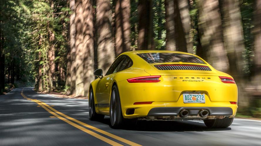2018 Porsche 911 Carrera T first drive