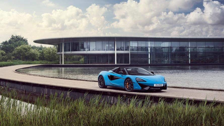 Kiderült, hány modellt értékesített fennállása során a McLaren