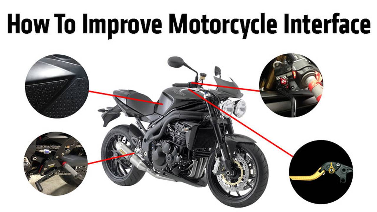 How To Improve Motorcycle Interface