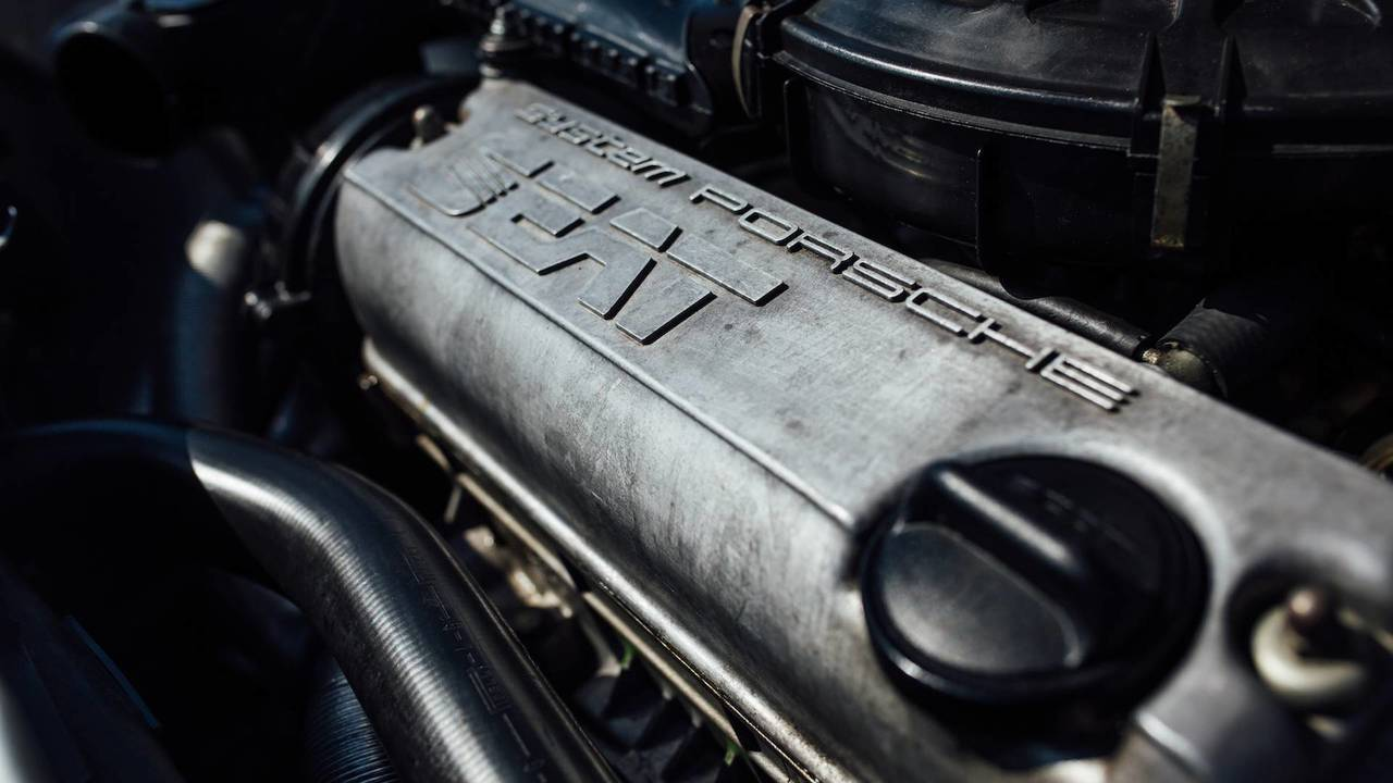 SEAT Ibiza - Porsche