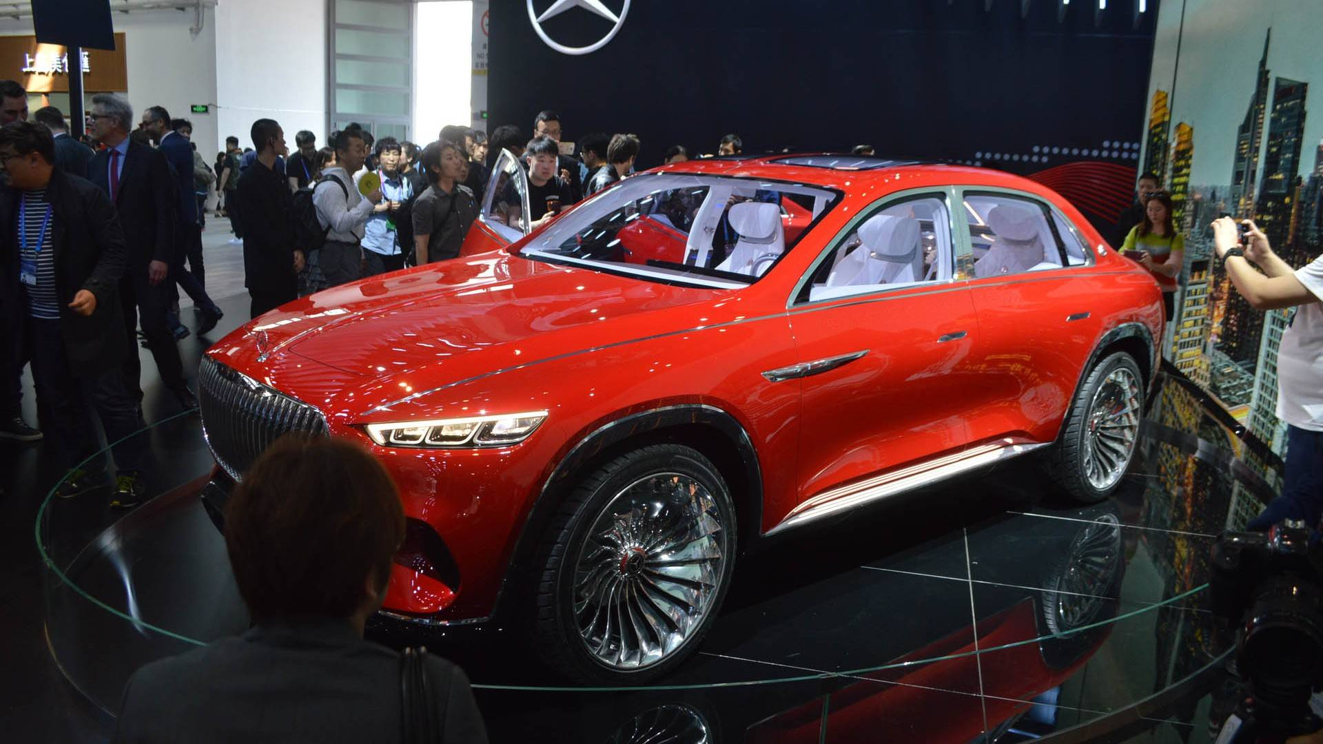 200 000 Mercedes Maybach Gls To Be Built In Alabama