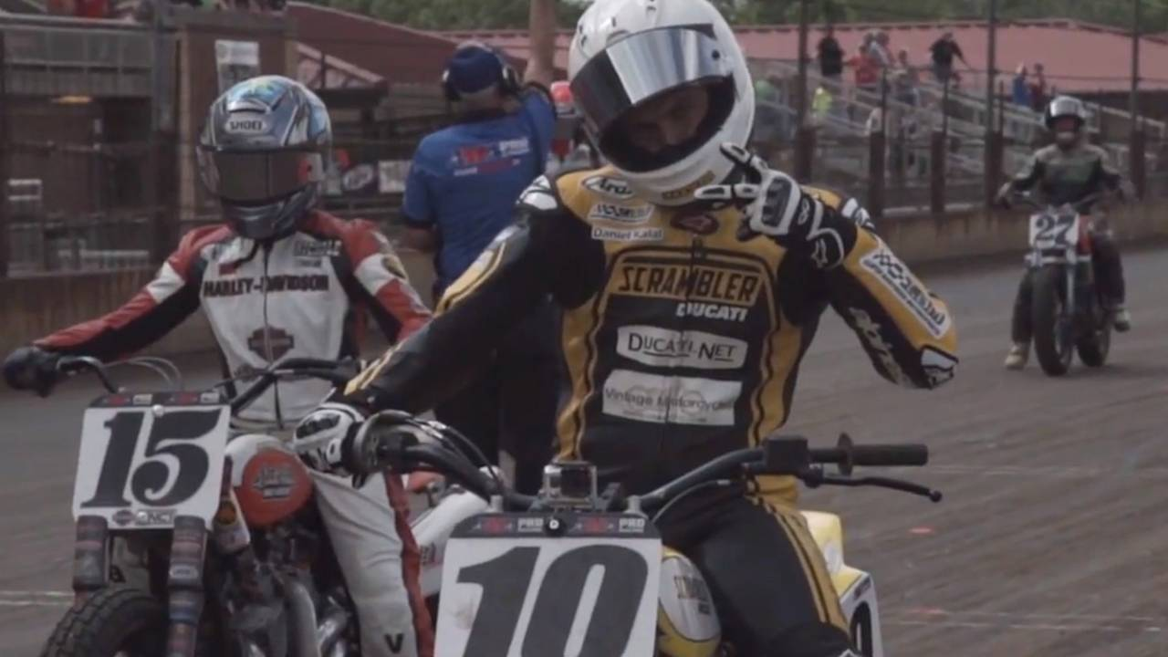 AMA Pro Flat Track Personalities - It's Not Always About the Racing