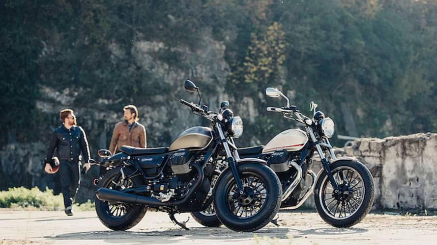 Moto Guzzi V9 Bobber & V9 Roamer –First Look
