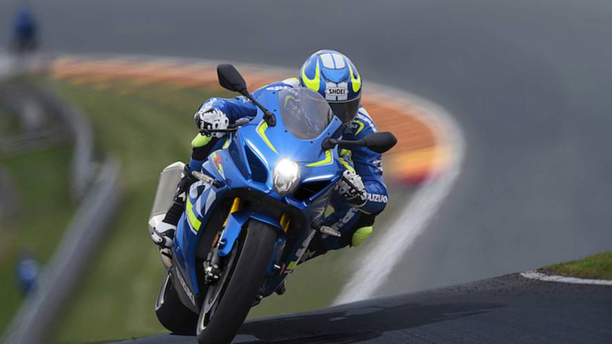 Suzuki GSX-R1000: The King Is Back... Next Year - EICMA 2015