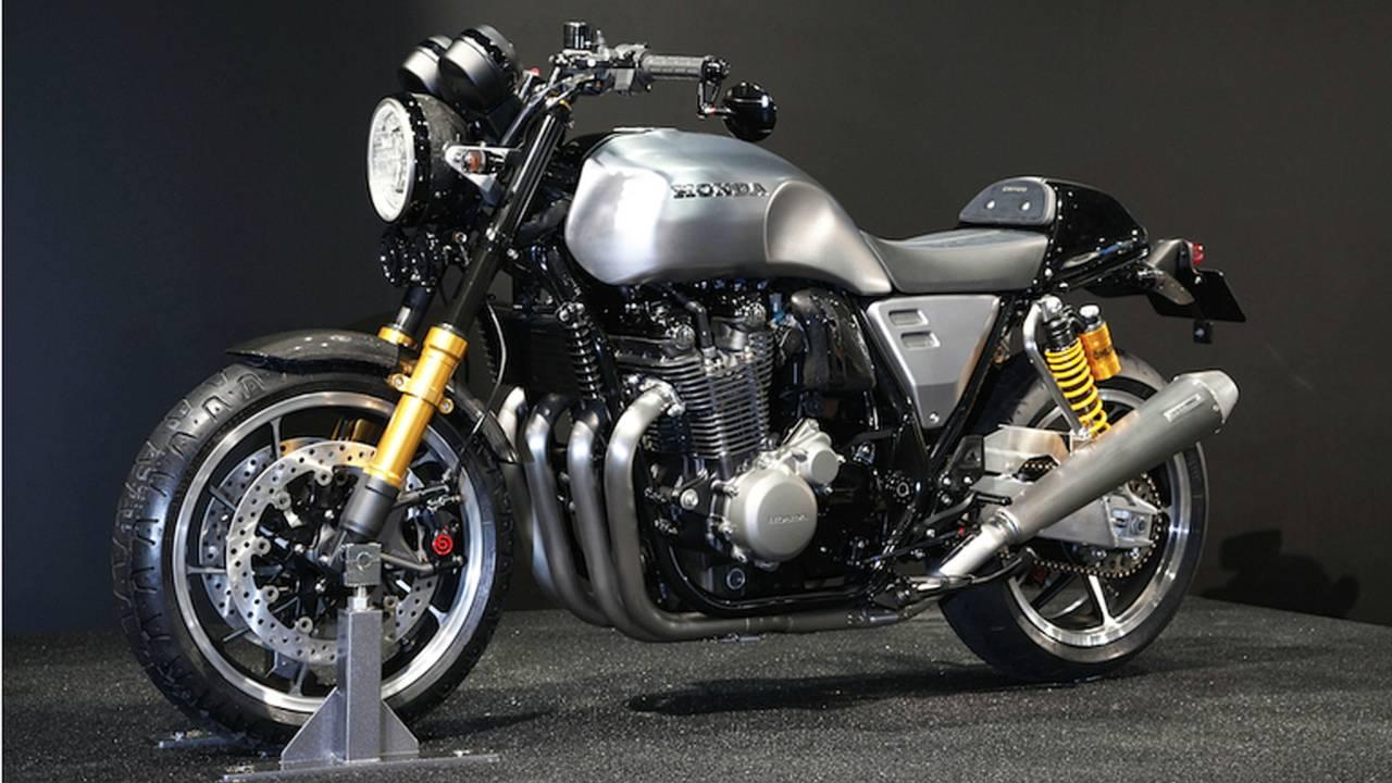 The CB1100 Honda Should Be Making
