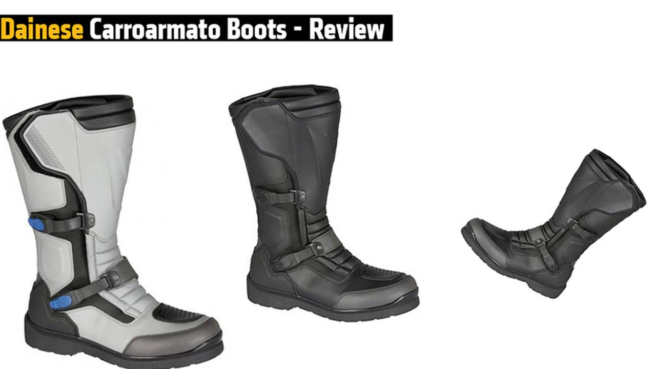 Dainese Carroarmato Boots - Review
