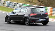 Volkswagen Golf 8 Test Mule