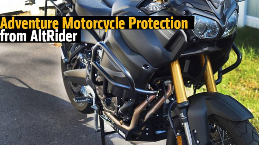 Adventure Motorcycle Protection from AltRider