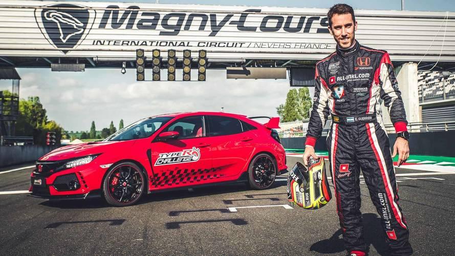 El Honda Civic Type R consigue el récord en el circuito de Magny-Cours