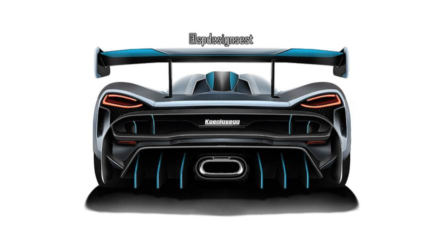Koenigsegg Agera Successor Allegedly Called Ragnarok, Packs 1,440 HP
