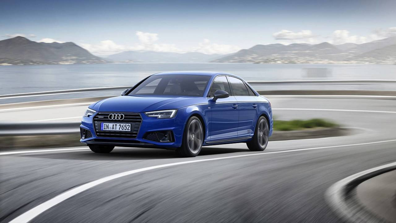 Restyling Audi A4 y A4 Avant 2018