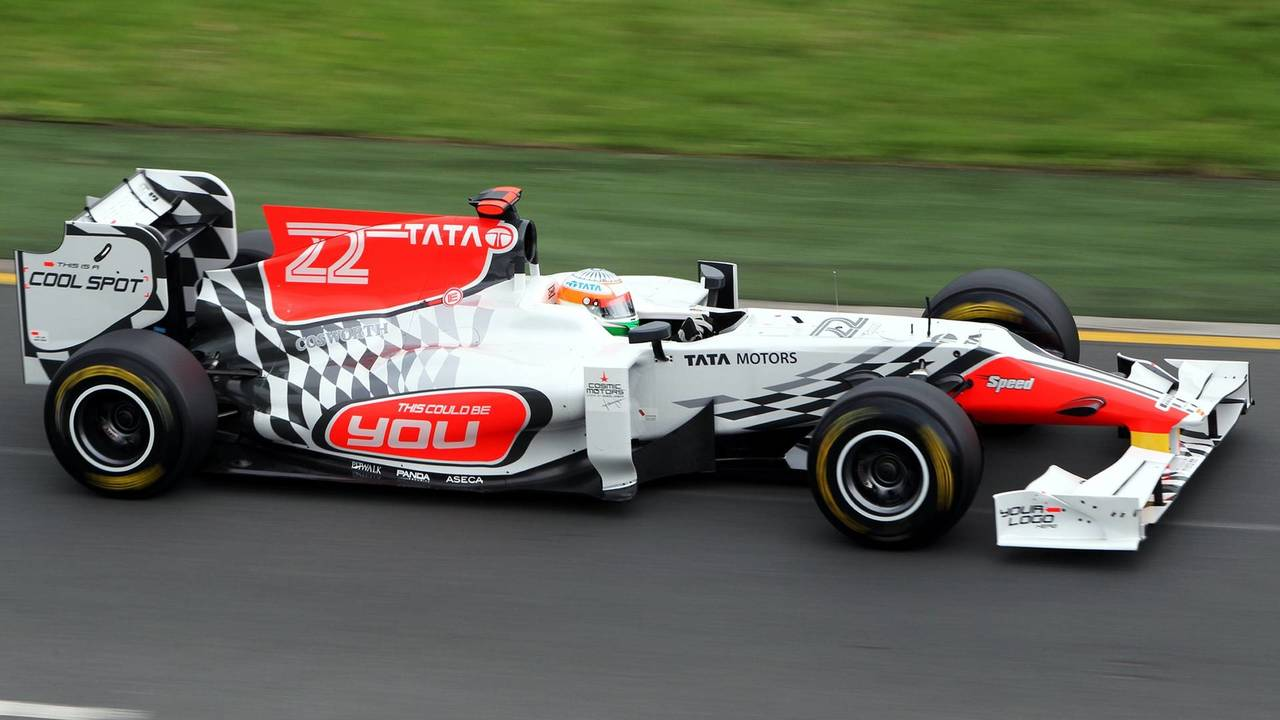 2011 HRT F111