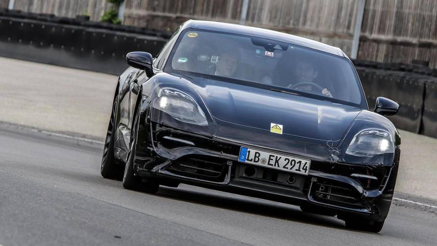 Porsche Taycan could be cheaper than we thought