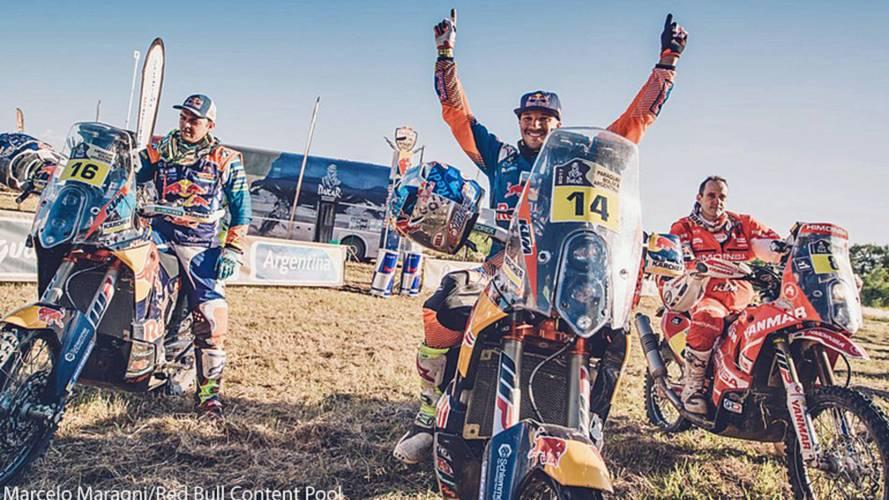2017 Dakar Final Results