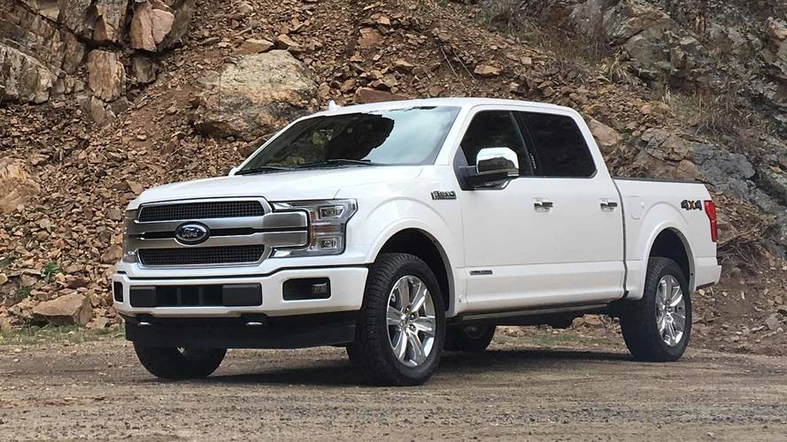 Ford F-150 Has Up To $10,000 Off And 0% Financing For Labor Day
