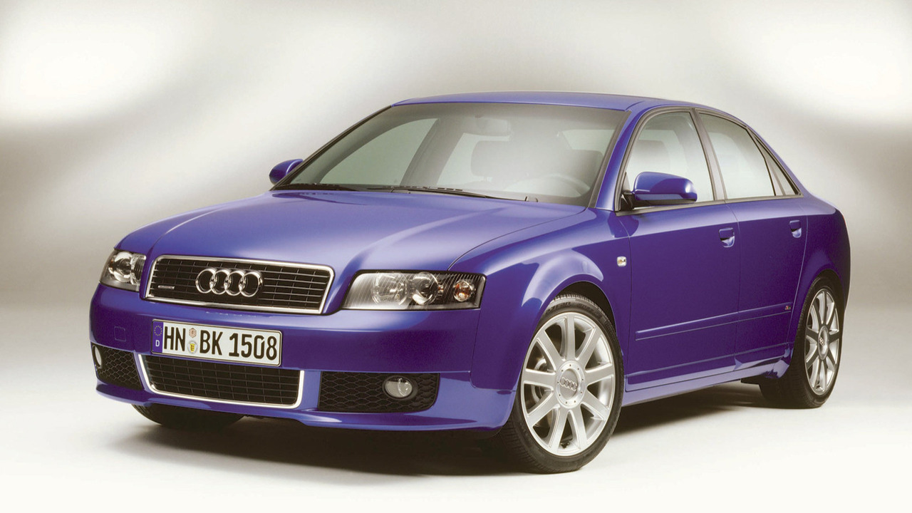 7. Audi A4 (1998-presente): 6,6 millones de unidades