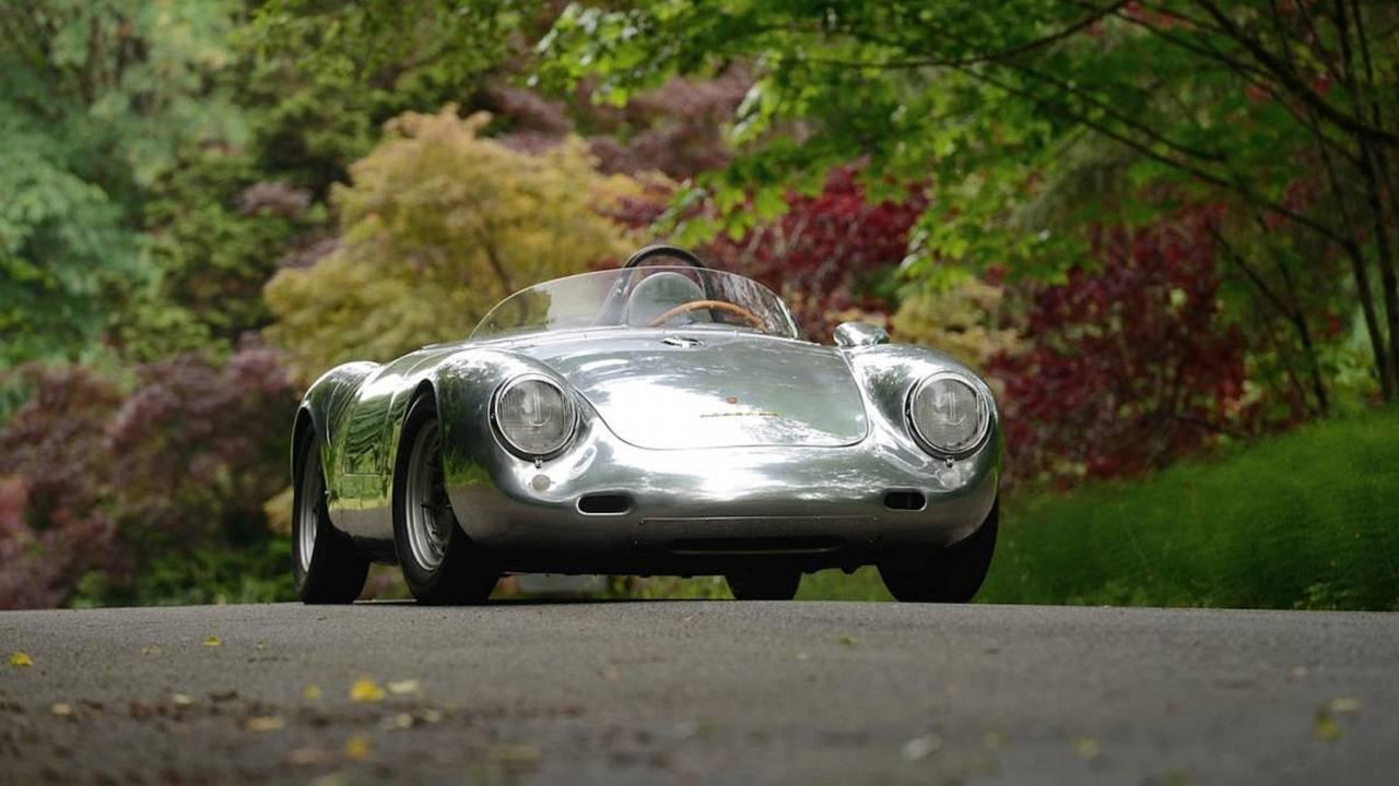 Porsche 550A Spider