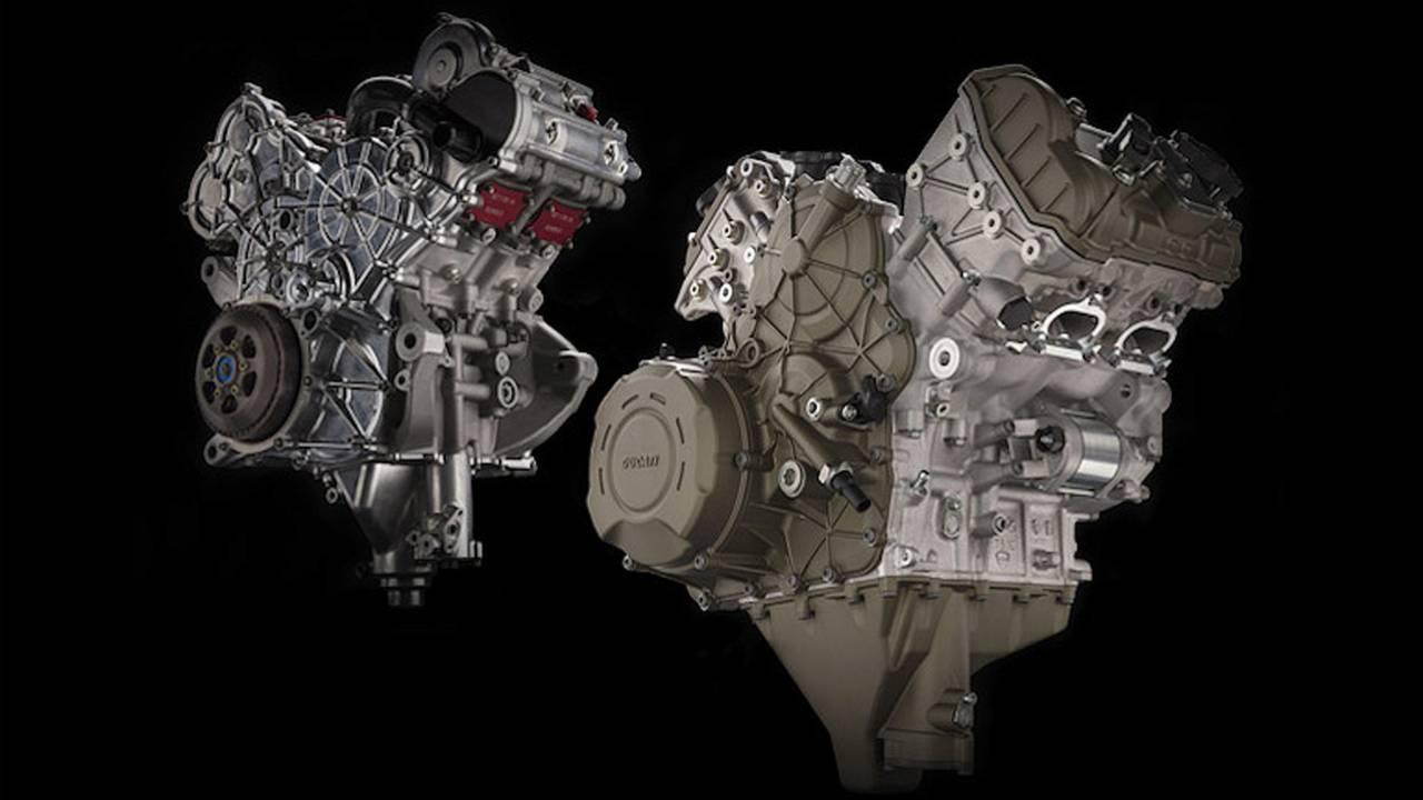 Ducati Unveils New MotoGP-Derived V4