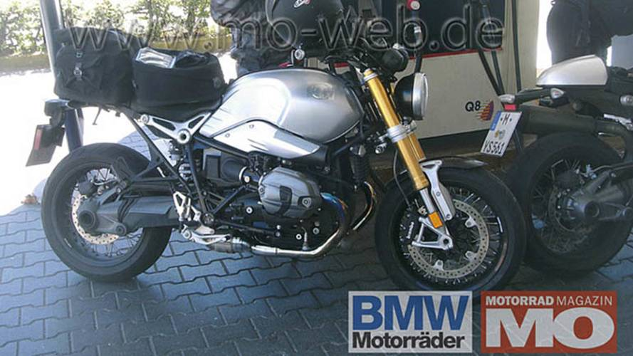 Leaked Online: 2014 BMW NineT Photos