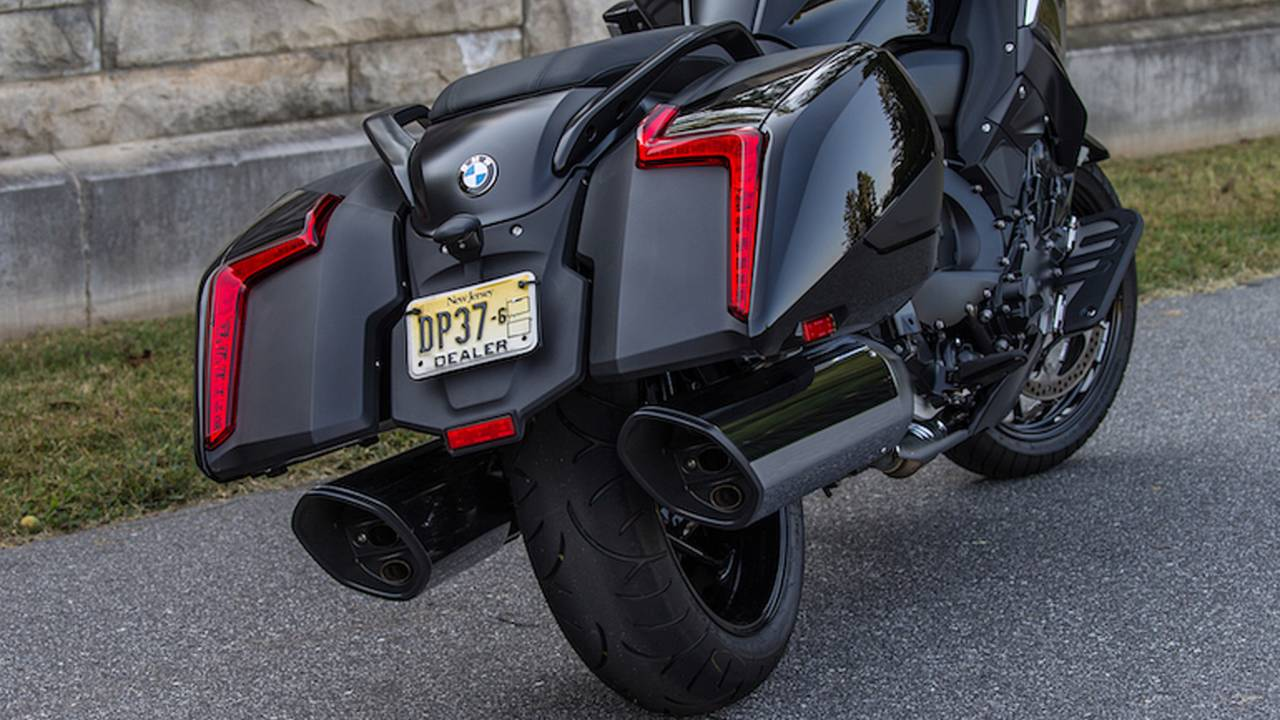 First Ride: 2018 BMW K 1600 B