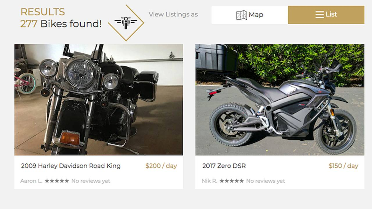 Twisted Road Wants to Disrupt the Motorcycle Rental Biz