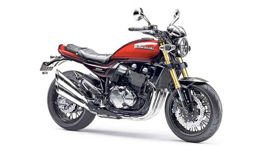 Kawasaki Hints At Retro Standard Z900RS for 2018