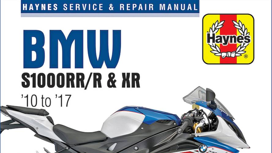 Haynes Launches New BMW S1000 Manual