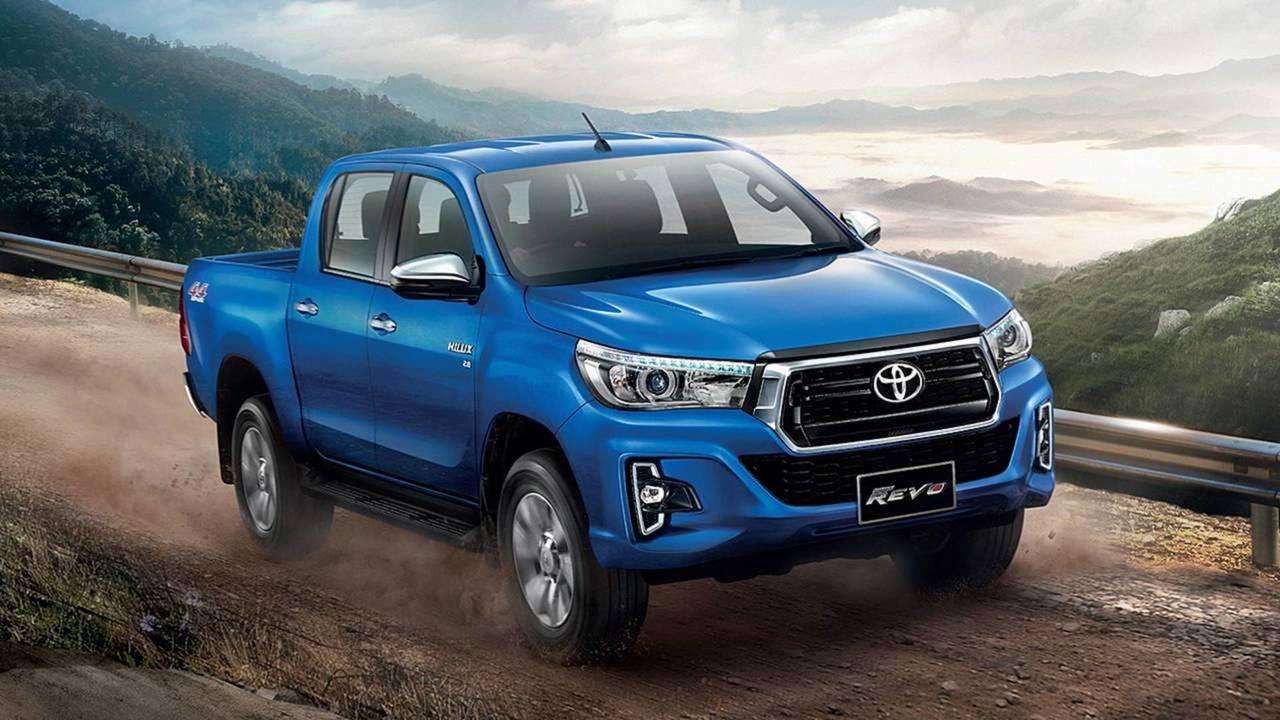 Toyota Hilux - Reestilização