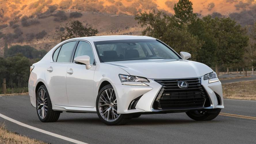Lexus GS 300 Reportedly Dead For 2020MY