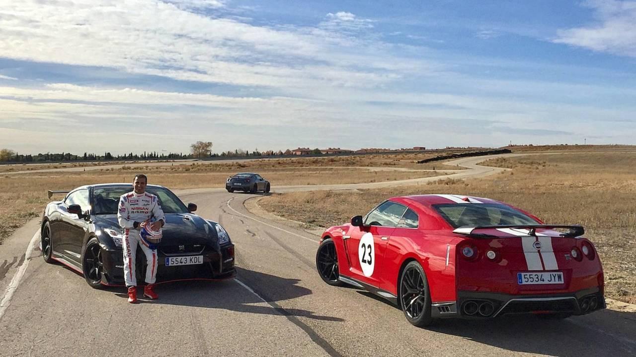 Nissan GT-R: el más rápido en el INTA