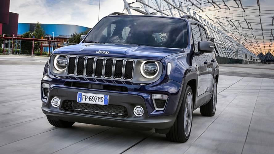 FCA confirme l'arrivée d'un Jeep Renegade hybride rechargeable