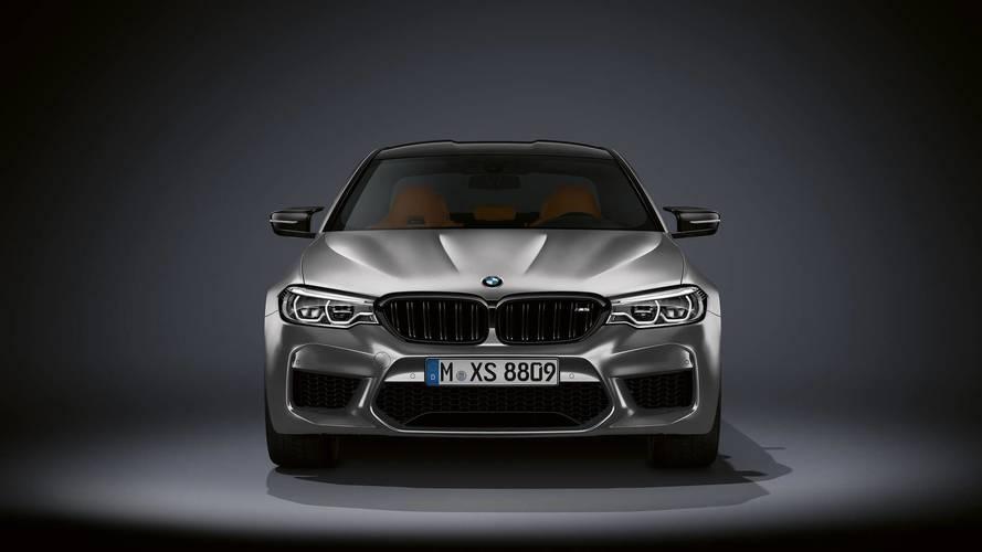 BMW M5 Competition - 625 ch pour faire taire la concurrence
