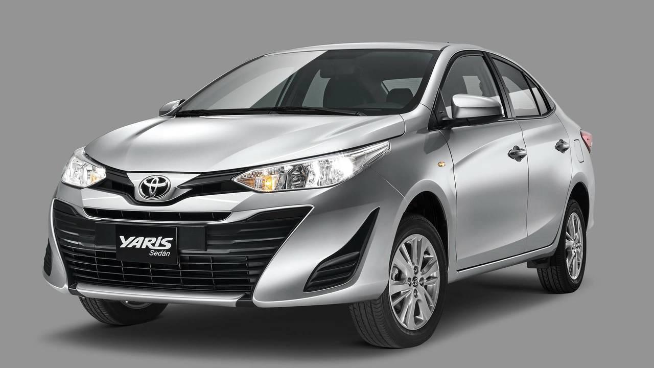 Toyota Yaris Sedan 2019