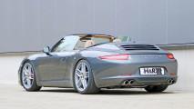 Höhenverstellbare Federsysteme für Porsche 911