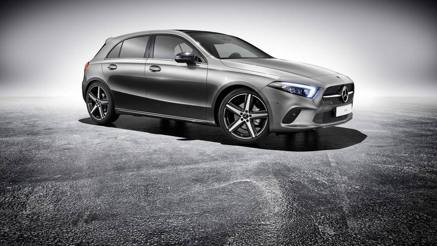 Mercedes Classe A, look sportivo con gli accessori Sport Equipment