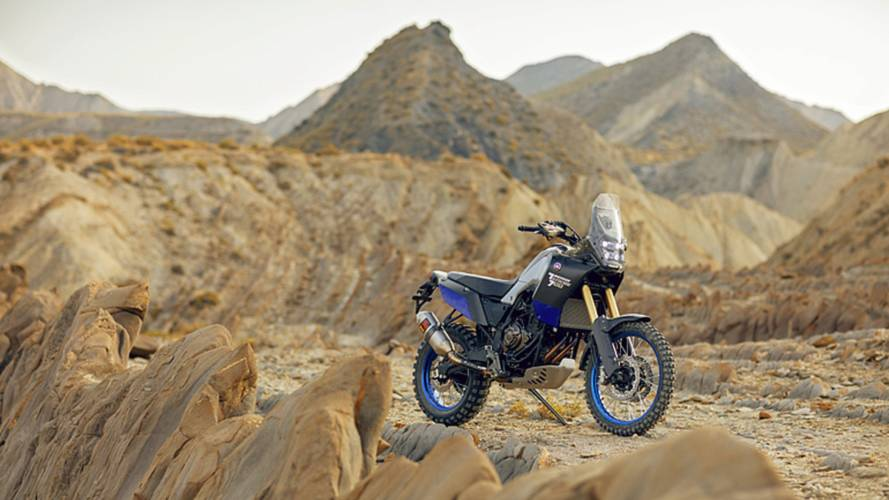 Yamaha Ténéré 700 Prototype Goes on World Tour