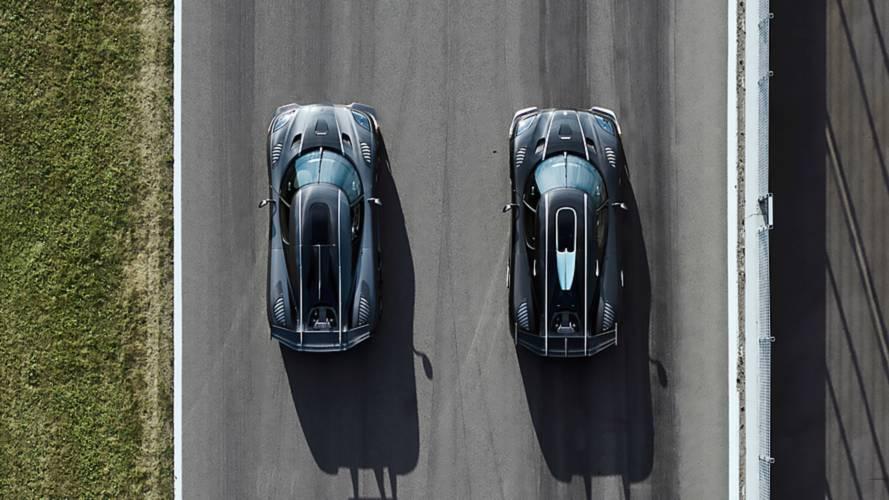 Koenigsegg Agera Final Edition