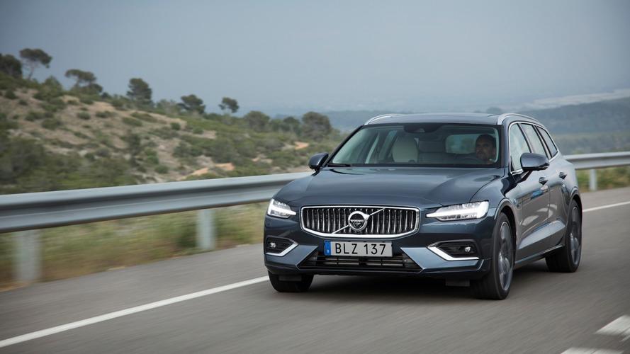 Le Volvo abbassano la velocità massima a 180 km/h