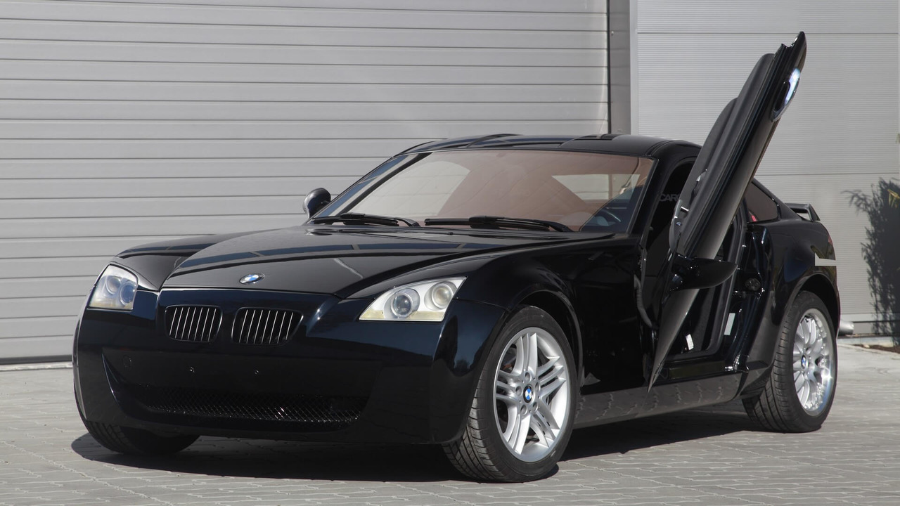 2001 BMW Z29 concept